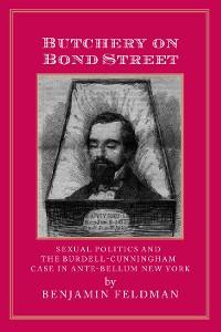 Cover Butchery On Bond Street