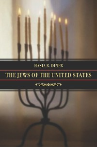 Cover The Jews of the United States, 1654 to 2000