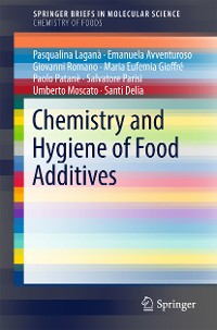 Cover Chemistry and Hygiene of Food Additives