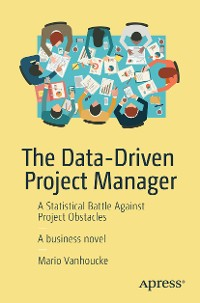 Cover The Data-Driven Project Manager