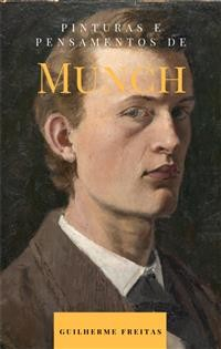 Cover Pinturas e pensamentos de Munch