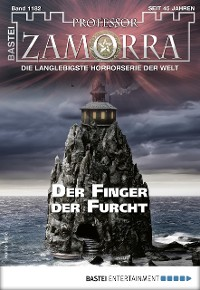 Cover Professor Zamorra 1182 - Horror-Serie