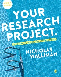 Cover Your Research Project