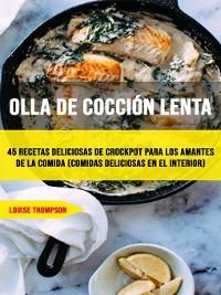 Cover Olla De Cocción Lenta