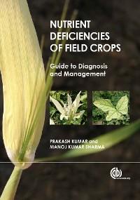 Cover Nutrient Deficiencies of Field Crops