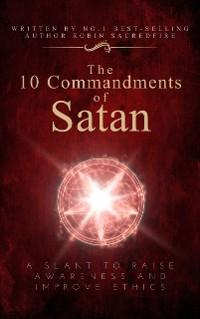 Cover The 10 Commandments of Satan