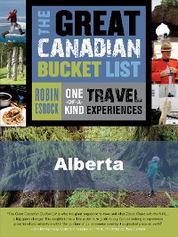 Cover The Great Canadian Bucket List — Alberta