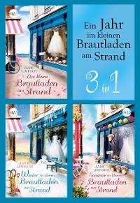 Cover Ein Jahr im kleinen Brautladen am Strand (3in1)