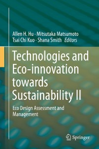Cover Technologies and Eco-innovation towards Sustainability II