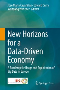 Cover New Horizons for a Data-Driven Economy