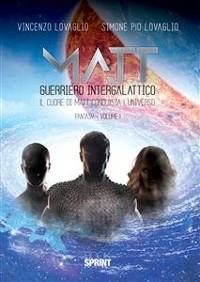 Cover Matt Guerriero Intergalattico