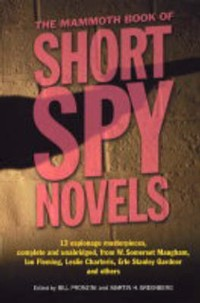 Cover Mammoth Book of Short Spy Novels
