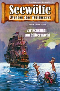 Cover Seewölfe - Piraten der Weltmeere 322