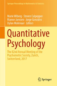 Cover Quantitative Psychology