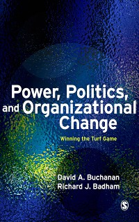 Cover Power, Politics, and Organizational Change