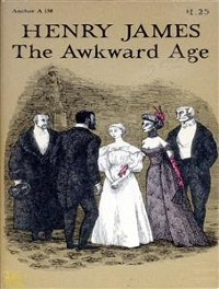 Cover The Awkward Age
