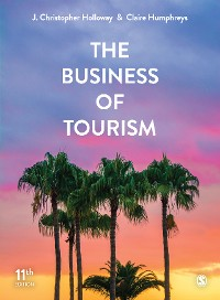 Cover The Business of Tourism