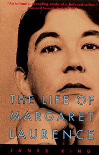 Cover Life Of Margaret Laurence
