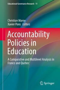 Cover Accountability Policies in Education