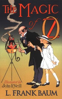 Cover Magic of Oz, The