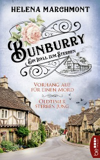 Cover Bunburry - Vorhang auf für einen Mord & Oldtimer sterben jung
