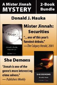 Cover Mister Jinnah Mysteries 2-Book Bundle