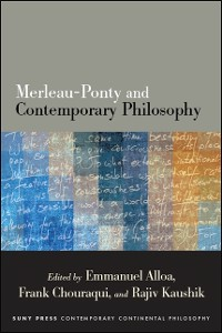 Cover Merleau-Ponty and Contemporary Philosophy