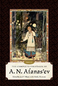 Cover The Complete Folktales of A. N. Afanas'ev, Volume III