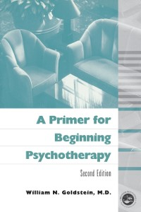 Cover Primer for Beginning Psychotherapy