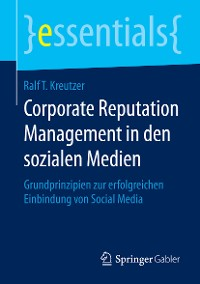 Cover Corporate Reputation Management in den sozialen Medien