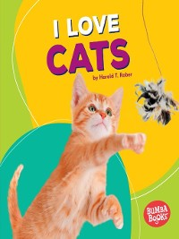 Cover I Love Cats