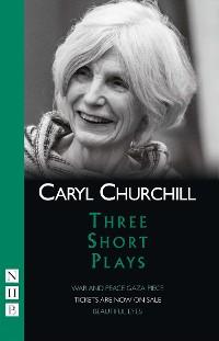 Cover Three Short Plays (NHB Modern Plays)