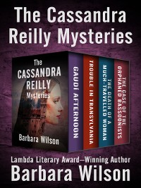Cover The Cassandra Reilly Mysteries
