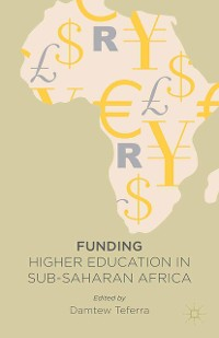 Cover Funding Higher Education in Sub-Saharan Africa
