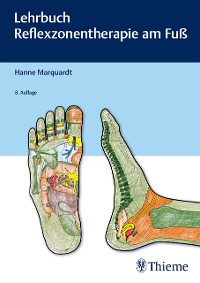 Cover Lehrbuch Reflexzonentherapie am Fuß