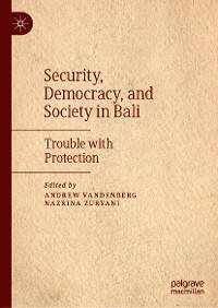 Cover Security, Democracy, and Society in Bali