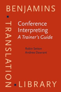 Cover Conference Interpreting - A Trainer's Guide