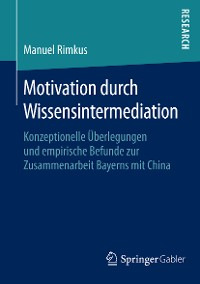 Cover Motivation durch Wissensintermediation