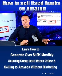 Cover How to Sell Used Books on Amazon