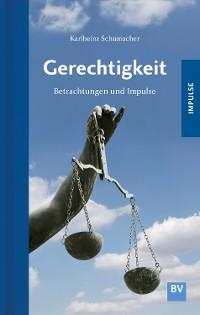 Cover Gerechtigkeit