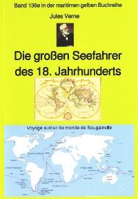 Cover Jules Verne: Die großen Seefahrer des 18. Jahrhunderts - Teil 1