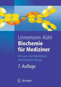 Cover Biochemie fur Mediziner
