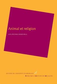 Cover Animal et religion