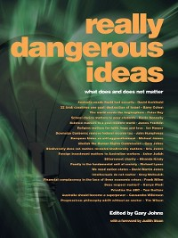 Cover Really dangerous ideas