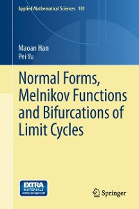 Cover Normal Forms, Melnikov Functions and Bifurcations of Limit Cycles