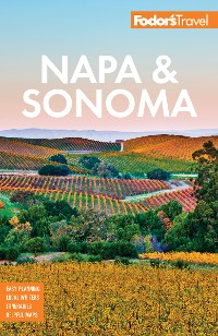 Cover Fodor's Napa and Sonoma