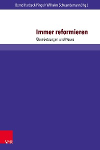 Cover Immer reformieren