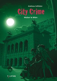 Cover City Crime - Walzer in Wien: Band 7