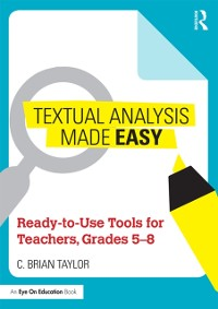 Cover Textual Analysis Made Easy