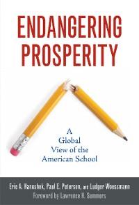 Cover Endangering Prosperity